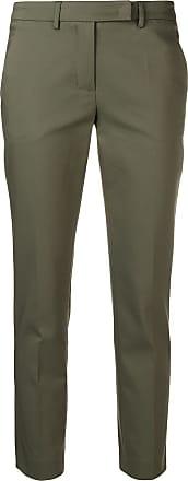 Blanca Calça de alfaiataria cropped - Verde