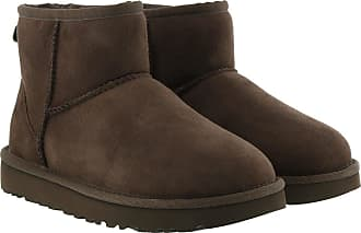 UGG Boots & Booties - W Classic Mini II Chocolate - brown - Boots & Booties for ladies