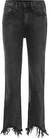 3x1 High-Rise Cropped Jeans Austin