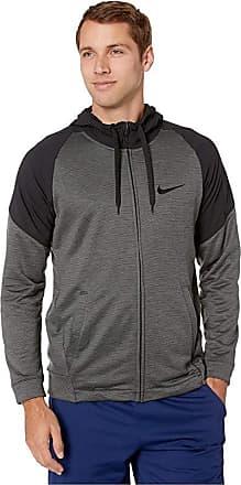 Big Tall Dry Hoodie Full Zip Fleece (Cargo KhakiBlack) Men's Clothing