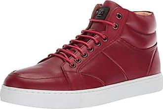 Zanzara Mens Tassel Sneaker Wine 12 M US