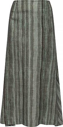 Undercover Wool Skirt Womens Green