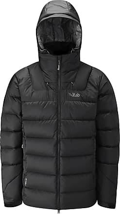 RAB Mens Axion Jacket - Black/Zinc, XX-Large