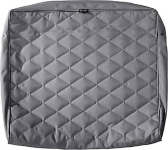 Classic Accessories 25x22x4 Quilted Cushion Slipcover, Montlake