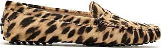 Tod's Loafer Gommini Mocassino de couro - Estampado