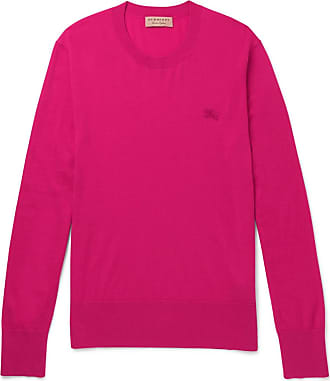 Burberry Cashmere Sweater - Pink