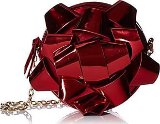 Betsey Johnson Wrap Me Up Crossbody Bag, red