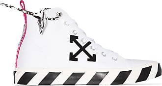 Off-white High-Top-Sneakers - Weiß
