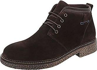 Ital-Design Stiefeletten Leder Herren-Schuhe Combat Boots Blockabsatz  Schnürer Schnürsenkel Ital-Design 7f3b241c0a
