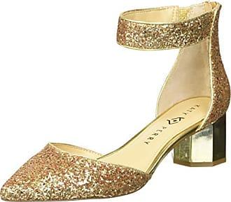 344a6b47ca24c5 Katy Perry Frauen Pumps Gold Groesse 6 US  37 EU