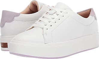 Dr. Scholls Abbot Laced - Original Collection (White Tumbled Leather) Womens Shoes