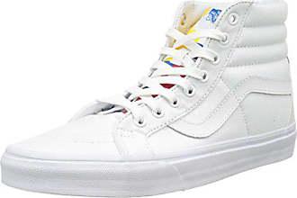 e47eeafa03 Vans Herren Ua Sk8-hi Reissue Hohe Sneakers Weiß (1966 True White Blue