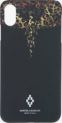 Marcelo Burlon Cover Stampata per iPhone XS MAX taglia Unica