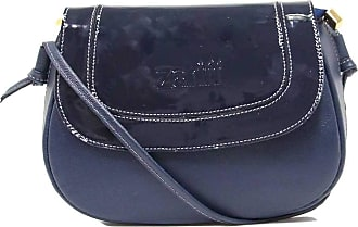 Zariff Bolsa Zariff Shoes Saddle Couro Verniz