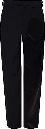 Undercover Pleat-front Trousers Mens Black
