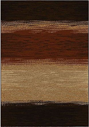 Orian Rugs Four Seasons Indoor/Outdoor Allendale Area Rug, 52 x 76, Multicolor