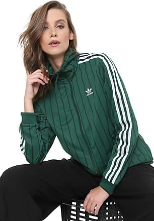858dae3fc5a66 adidas Originals Jaqueta adidas Originals Track Top Verde