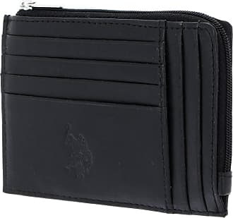 U.S.Polo Association U.S. POLO ASSN. Gary Credit Card Holder Black