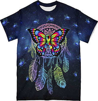 NA Butterfly Dreamcatcher Autism Awareness 3D Shirt