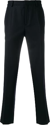 Harmony slim fit tailored trousers - Azul