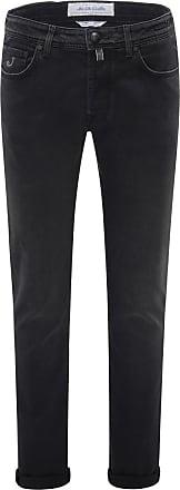 Jacob Cohen Jeans J688 Comfort Slim Fit schwarz bei BRAUN Hamburg