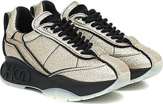 Jimmy Choo London Raine glitter sneakers