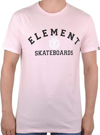 Element Camiseta Element For Life Rosa Claro