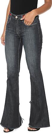 Iodice Calça Jeans Iódice Flare Iggy Azul-marinho