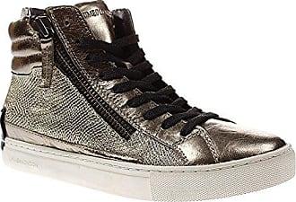 c94c608ce2e1b8 Crime London 25320A17 - Damen Schuhe Sneaker Schnürer - brown-60