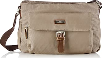 Tom Tailor Tom Tailor Acc Rina Womens Shoulder Bag, 26 x 14 x 8 cm Grey Size: 26x14x8 cm (B x H x T)