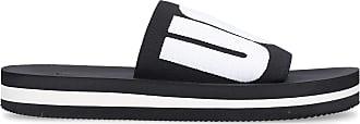 UGG Beach Sandals ZUMA gum Logo black