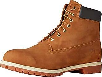 Timberland Mens Classic 6 Premium Boot, Med Orange, 11.5 W US