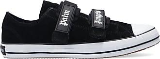 Palm Angels Logo Sneakers Mens Black
