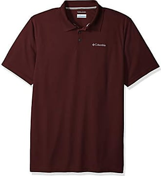 725ba85a7 Columbia Mens Big and Tall Utilizer Big & Tall Polo, Elderberry, ...