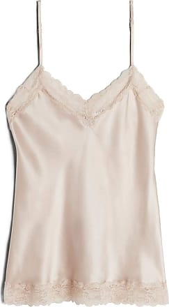 intimissimi Womens Lace and Silk Top