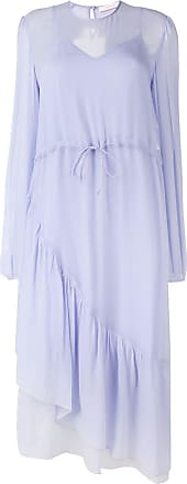 See By Chloé relaxed fit dress - Roxo
