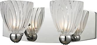 Elk Lighting Lindale 2 Light Bathroom Vanity Light - 11791/2