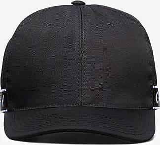 Givenchy Mens Black 4g Webbing Cap