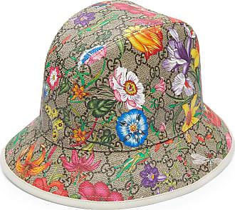 Gucci Cappello fedora GG Flora