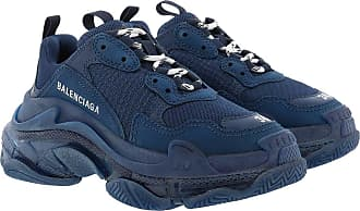 Balenciaga Sneakers - Triple S Sneaker 3.0 Blue - blue - Sneakers for ladies