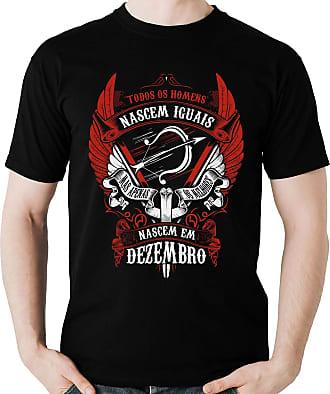 Dragon Store Camiseta Homens de Dezembro os Melhores Signo Sagitario