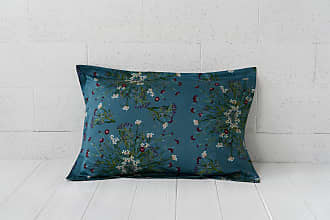 Dreamon Pillow cover Crown Of Flower Green Blue