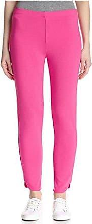 Joan Vass Womens Ankle Pant, Fuchsia, 2 US