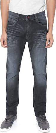 Ecko Calça Jeans Ecko Slim Estonada Azul-marinho