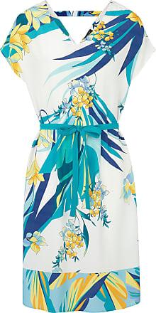 1b80e9eb3afbfd Basler Kleid V-Ausschnitt Basler mehrfarbig