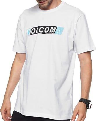 Volcom Camiseta Volcom Silk Transmit Branca