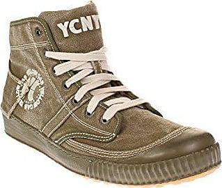 Details zu Yellow Cab Herren Sneaker Schnürschuhe Jeans Canvas Freizeit Schuhe 15447