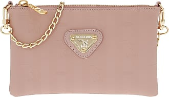 Maison Mollerus Arvigo Belt Bag Rose/Gold