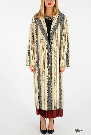 Lanvin Sequins Embroidered Coat size 42