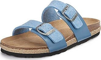 Shepherd Pantolette Kicki Shepherd blau